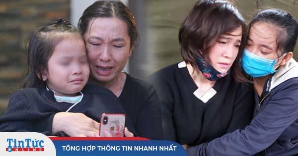 Nước mắt người vợ chiến sĩ hy sinh ở Sư Đoàn 337