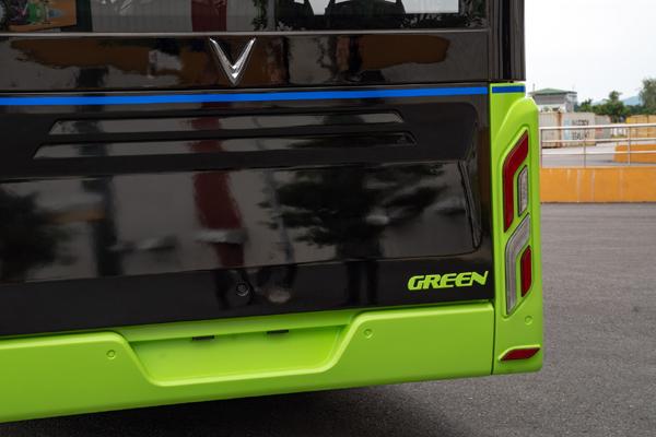 Chạy thử nghiệm xe buýt điện VinFast-2