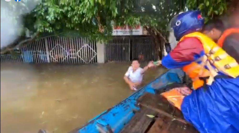 Thủy Tiên tuyên bố sau lũ ngoài xây lại nhà cho người dân còn xây thêm nhà tập thể đề phòng mưa bão-2