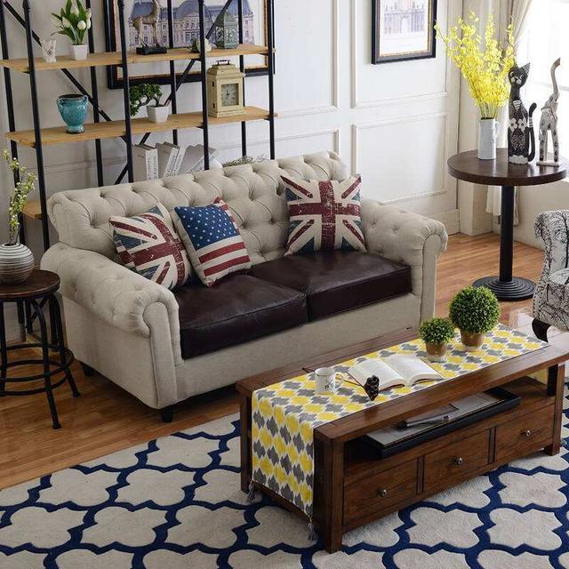 Đây là sự lựa chọn ghế sofa phù hợp cho chung cư nhỏ! Hầu hết mọi người không biết, bảo sao ngôi nhà ngày càng chật chội-1