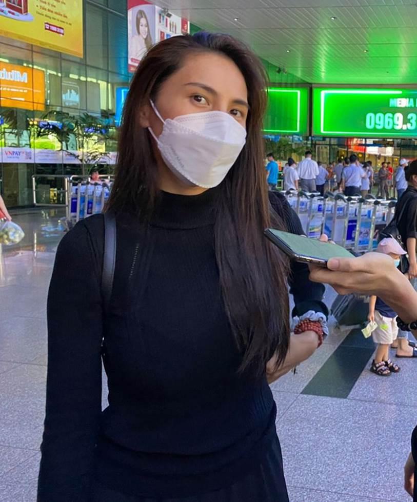 Thủy Tiên trở về Sài Gòn sau gần 1 tuần ở miền Trung cứu trợ, gương mặt gầy rộc đi nhiều-2