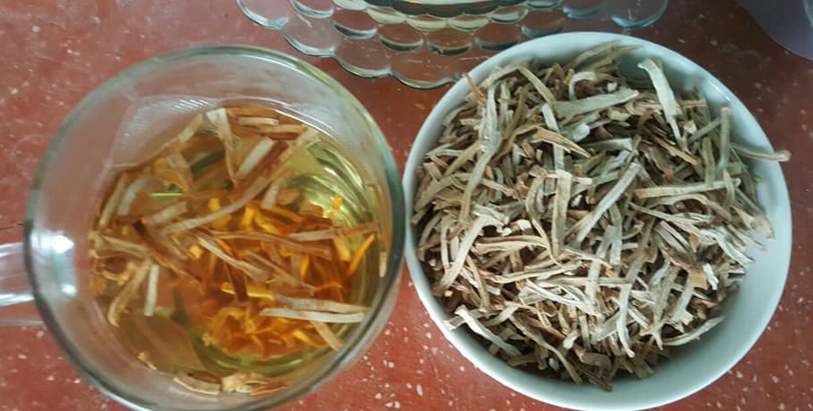 Đặc sản lạ Sóc Trăng: Loại trà không làm từ cây chè, giá 1 triệu/kg-4