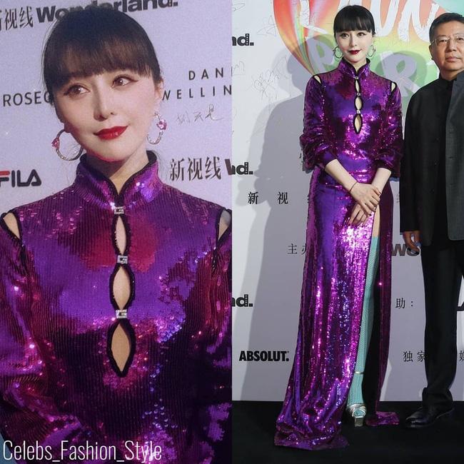 Gần 40 tuổi nhưng Phạm Băng Băng không ngại thử style mới, diện đồ càng độc càng lạ lại càng đẹp-1