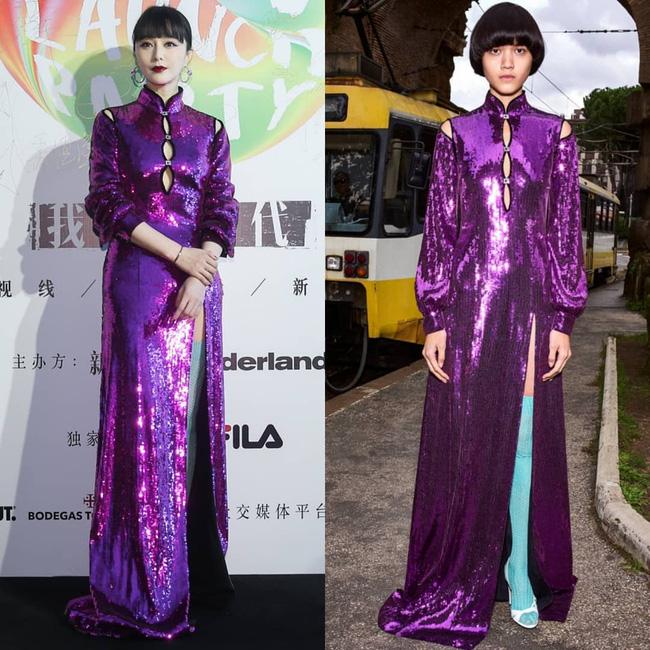 Gần 40 tuổi nhưng Phạm Băng Băng không ngại thử style mới, diện đồ càng độc càng lạ lại càng đẹp-2