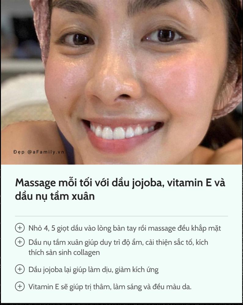 5 bí kíp giúp Hà Tăng luôn trẻ trung như gái 20, da dẻ mướt căng, vóc dáng gọn gàng-1
