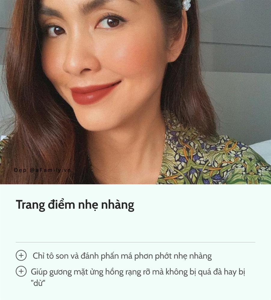 5 bí kíp giúp Hà Tăng luôn trẻ trung như gái 20, da dẻ mướt căng, vóc dáng gọn gàng-2