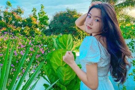Con gái MC Quyền Linh tuổi 14