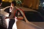 """Trọng Hưng tiết lộ danh tính """"gái lạ"""" đi cùng khi va chạm giao thông"""