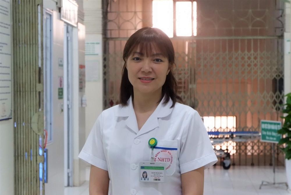 Nữ điều dưỡng trẻ mắc 2 bệnh ung thư di căn-3