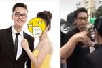 Bị vợ đánh ghen, tố ngoại tình vì clip hôn tay gái lạ - quản lý Hoài Lâm giải thích: 'Tôi nhớ là có thể đang ngửi một cái gì đấy'