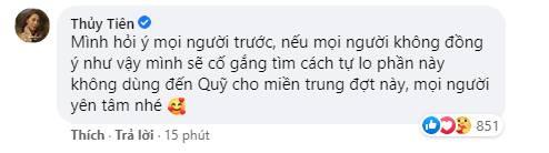 Cộng đồng mạng tranh cãi việc Thủy Tiên xin trích quỹ ủng hộ miền Trung để giúp người lao động Việt Nam ở Nhật-7