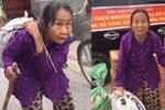 Bà cụ té đến mức nằm cắm mặt trên đường nhưng không ai dám lại nâng đỡ gây tranh cãi cộng đồng mạng-2