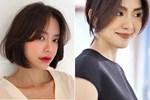 Taeyeon và Hà Tăng 'khởi xướng' xu hướng tóc mái che mặt bánh bao, trán sân bay cực kỳ lợi hại