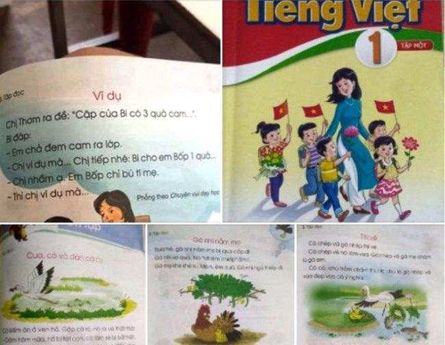 Sách tiếng Việt 1: Công bố chi tiết các nội dung được yêu cầu chỉnh sửa, lấy ý kiến góp ý rộng rãi trước khi phê duyệt-1