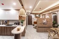 Căn hộ 75m² 'ghi điểm' với thiết kế phong cách Nhật tinh tế có chi phí hoàn thiện 400 triệu đồng ở Sài Gòn