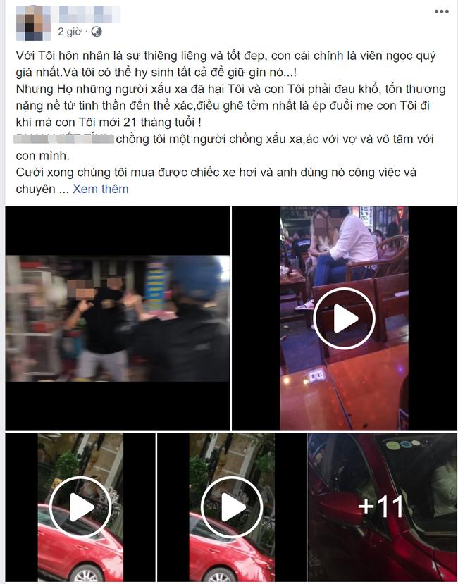 Tài khoản Facebook bị tấn công, vợ Phan Viết Tính phải xoá bài đăng tố chồng ngoại tình, bạo hành con gái-3