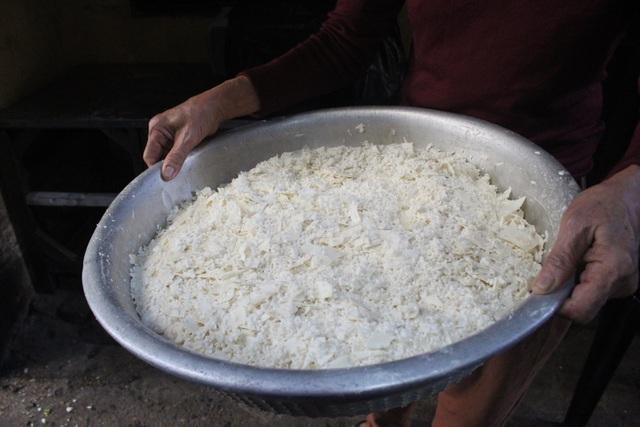 Kỳ lạ món ăn độn nhà nghèo thời bao cấp, thành đặc sản xếp hàng ở Hà Nội-2