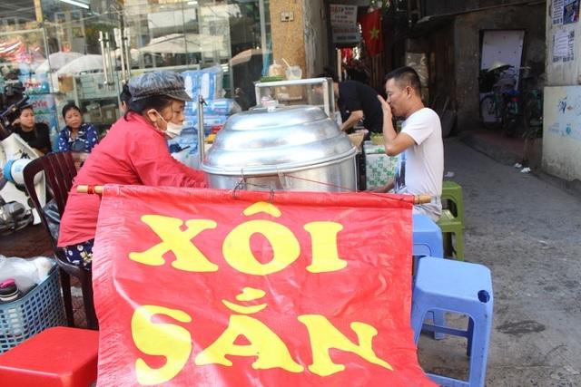 Kỳ lạ món ăn độn nhà nghèo thời bao cấp, thành đặc sản xếp hàng ở Hà Nội-9