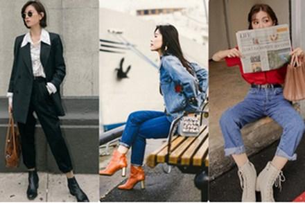 Công thức boots + quần với 3 chiêu nâng tầm 100% thời thượng, phục vụ chị em công sở trong mùa lạnh này