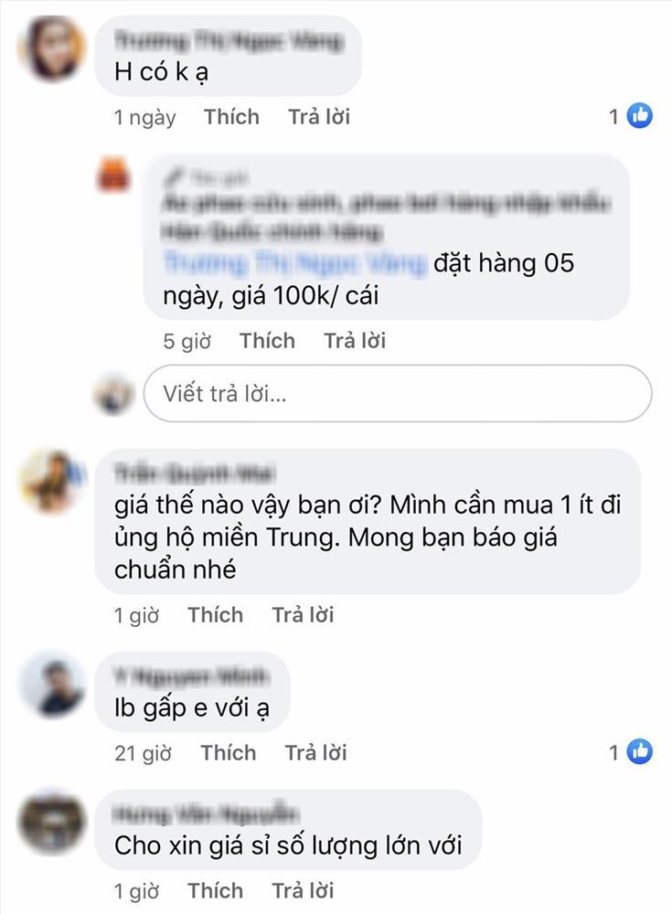 Hà Nội: Áo phao cứu sinh cháy hàng, khách muốn đặt mua số lượng lớn phải xếp hàng đợi vài ngày, giá cả bắt đầu loạn-4