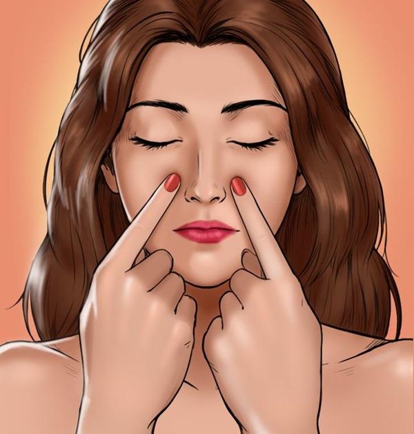 8 kỹ thuật xoa bóp để tránh đau đầu mà không cần dùng thuốc, chị em văn phòng ngồi lì 8 tiếng đừng nên bỏ qua-1