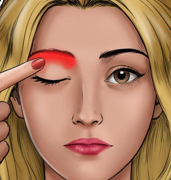 8 kỹ thuật xoa bóp để tránh đau đầu mà không cần dùng thuốc, chị em văn phòng ngồi lì 8 tiếng đừng nên bỏ qua-6