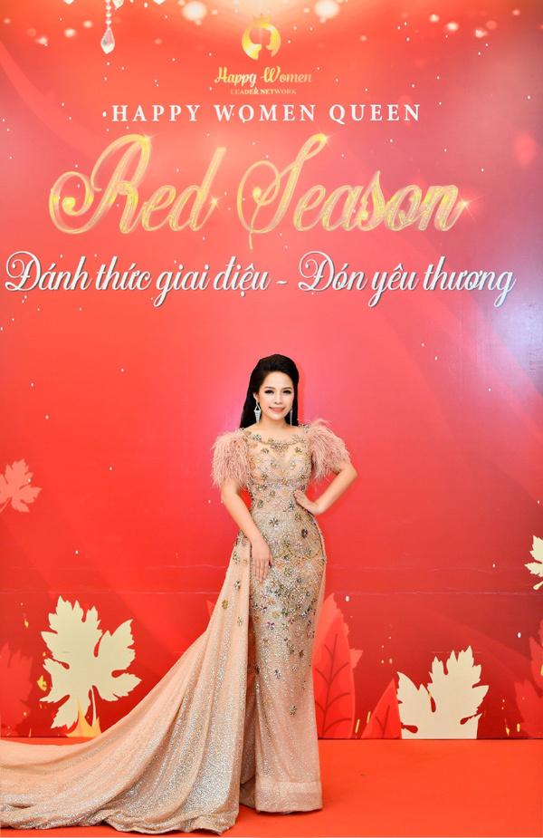 Doanh nhân Trần Thị An chia sẻ bí quyết kinh doanh trong chương trình Redseason-1