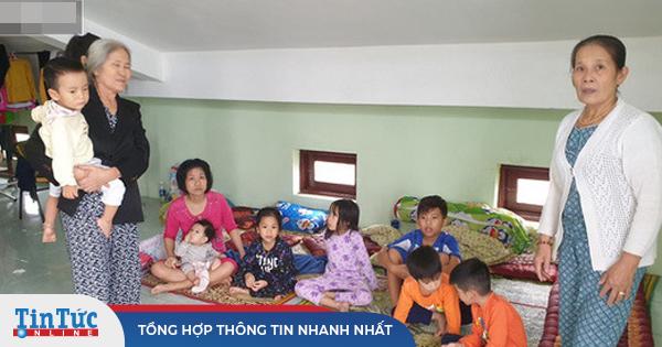 Sự thật rớt nước mắt trong những ngôi nhà của nhà giàu giữa rốn lũ Quảng Bình