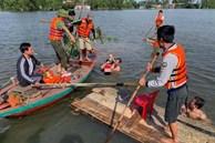 Chèo bè chuối đi nhận cơm cứu trợ, nam sinh lớp 10 đuối nước thương tâm