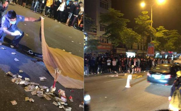 Nam thanh niên bốc đầu xe khiến người ngồi sau ngã văng sang làn đường ngược chiều rồi bị ô tô cán tử vong-1