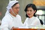 Việt Trinh, Giáng My khóc trong tang lễ NSND Lý Huỳnh