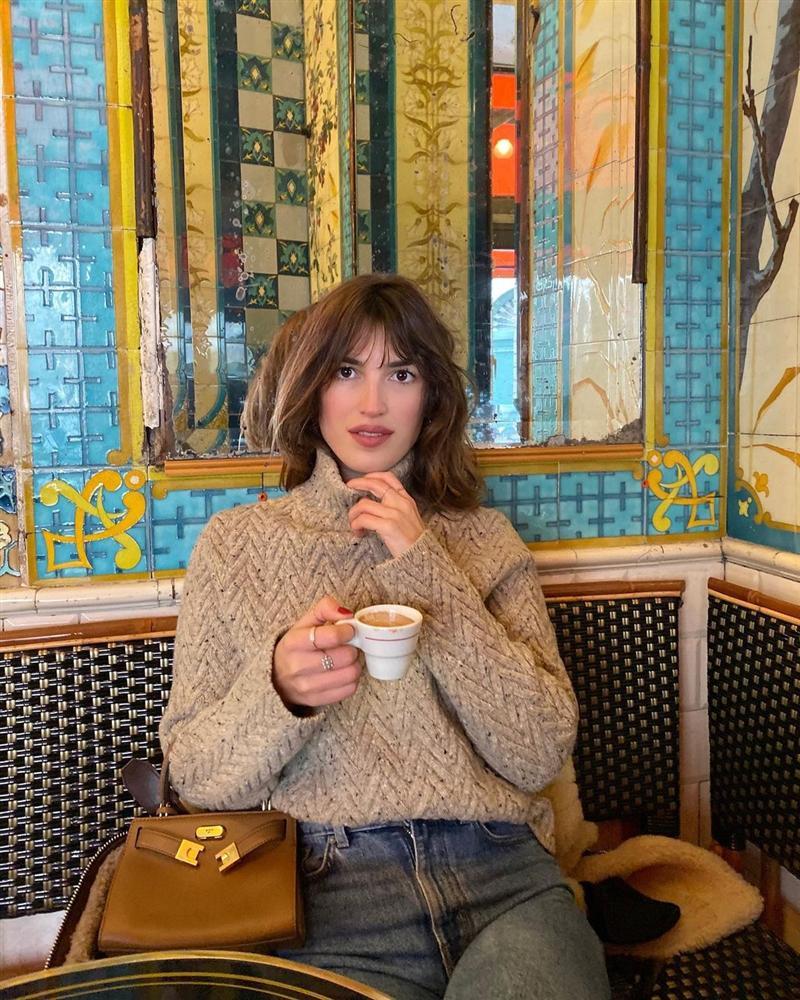 Cô nàng hé lộ bí mật về phong cách Pháp: Chúng tôi ăn mặc đại trà, diện đồ rộng hơn 1 size, và không cố để tỏ ra khác biệt-4
