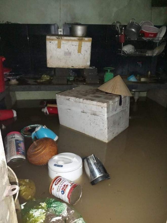 Khung cảnh nhà cửa tan hoang sau trận đại hồng thuỷ ở Quảng Bình: Tài sản bị ngâm nước nhầy nhụa bùn đất, thóc mọc mầm, vật nuôi chết hàng loạt-17