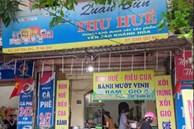 Quán bún bị phản ánh 'chặt chém' đoàn làm từ thiện ở Hà Tĩnh