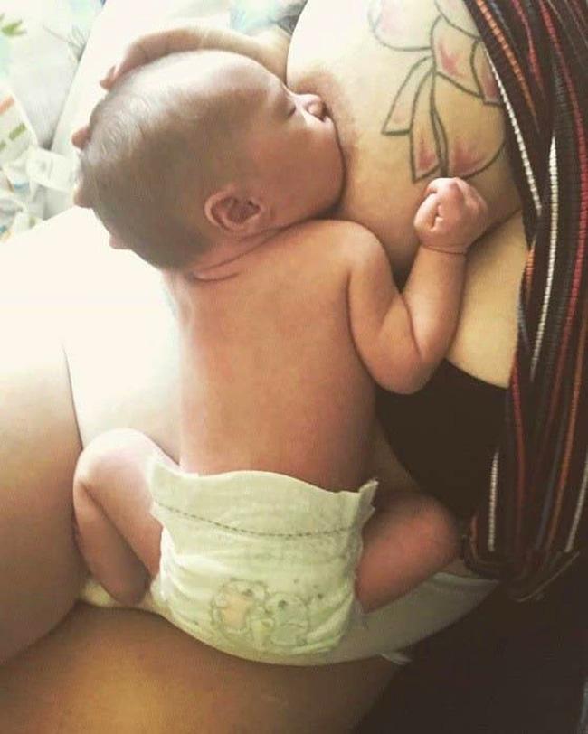 Không thể tin đây là vòng 2 của các mẹ sau khi sinh, thế mới biết cơ thể phụ nữ bị tàn phá nặng nề thế nào từ khi có con-9