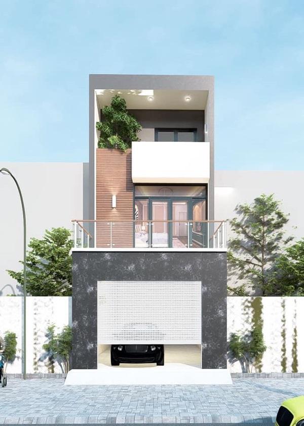 Những mẫu nhà phố đẹp như mơ, ai ngắm cũng phải trầm trồ vì thiết kế cực độc đáo và hiện đại-4
