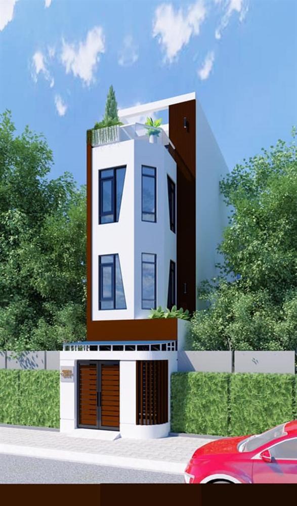 Những mẫu nhà phố đẹp như mơ, ai ngắm cũng phải trầm trồ vì thiết kế cực độc đáo và hiện đại-8