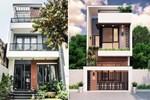 Những mẫu nhà phố đẹp như mơ, ai ngắm cũng phải trầm trồ vì thiết kế cực độc đáo và hiện đại