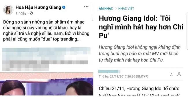 """Hương Giang bị bóc phốt"""" phát ngôn mâu thuẫn, còn bị gọi là Hoa hậu đạo lý-6"""