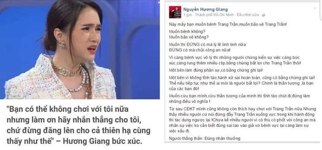 """Hương Giang bị bóc phốt"""" phát ngôn mâu thuẫn, còn bị gọi là Hoa hậu đạo lý-7"""