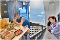 Ngắm căn hộ của Ngô Kiến Huy ai cũng thích thú vì view đẹp long lanh
