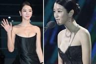 Nghẹt thở vì vòng 1 căng tràn của Seo Ye Ji: Diện đồ hở sexy 'bức thở', mặc đồ kín vẫn nóng bỏng bức người