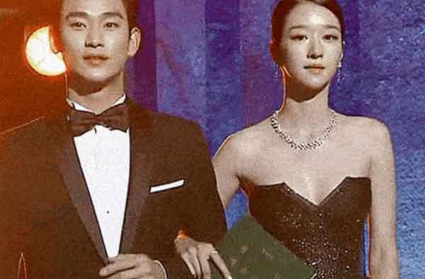 Nghẹt thở vì vòng 1 căng tràn của Seo Ye Ji: Diện đồ hở sexy bức thở, mặc đồ kín vẫn nóng bỏng bức người-4