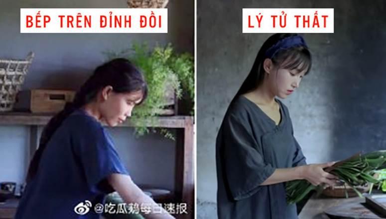 YouTuber Bếp Trên Đỉnh Đồi nói mình là nạn nhân sau scandal đạo nhái Lý Tử Thất, netizen phẫn nộ không phục vì thái độ lảng tránh-3