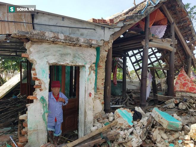 Tường trình từ vùng rốn lũ Lệ Thủy: Nhà sập, tay trắng, không còn nước mắt để khóc-5