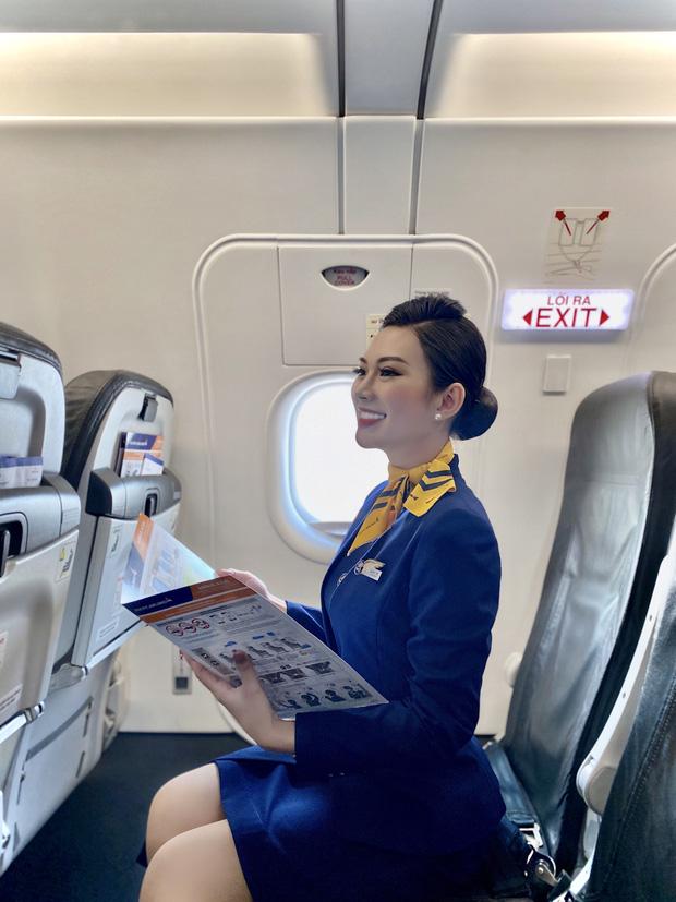 Tiếp viên hàng không kể chuyện yêu anh cơ phó nhờ Facebook, hé lộ mức lương xứng đáng với công việc trong mơ-5