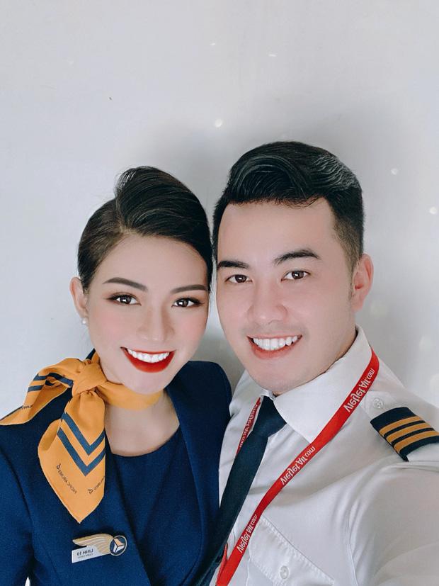 Tiếp viên hàng không kể chuyện yêu anh cơ phó nhờ Facebook, hé lộ mức lương xứng đáng với công việc trong mơ-8