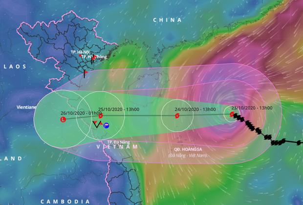 Khả năng hình thành bão số 9 mạnh hơn cơn bão đang hoành hành trên biển Đông-1