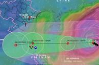 Khả năng hình thành bão số 9 mạnh hơn cơn bão đang hoành hành trên biển Đông