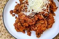Cần gì ra tiệm, ở nhà tự làm gà chiên kiểu Hàn còn ngon hơn vạn lần mà lại dễ dàng vô đối!